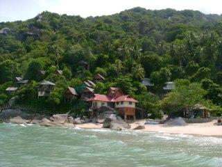 Départ pour The Sanctuary Koh Phangan