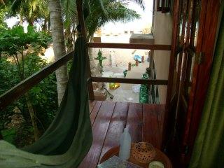 Mon hamac au Sanctuary