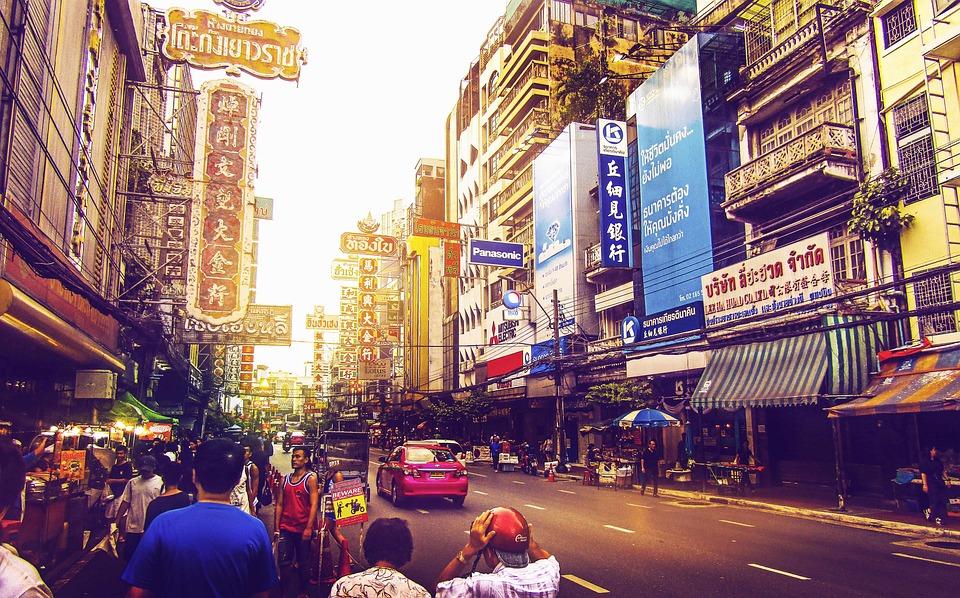 bangkok voyager seule femme thaïlande