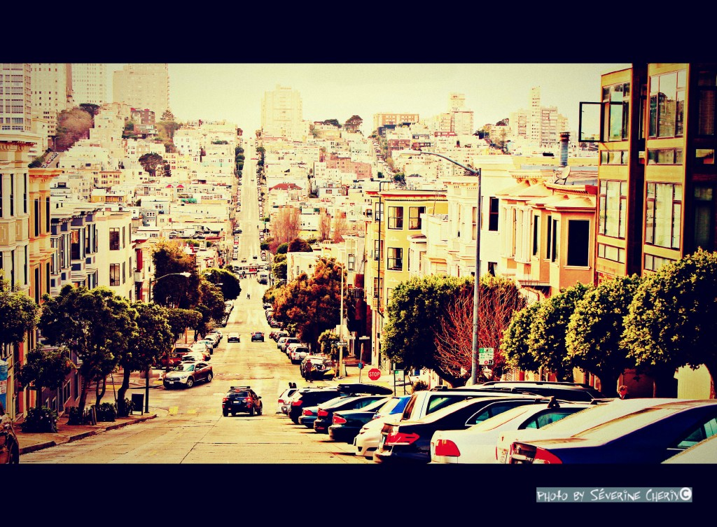 san francisco ruelles