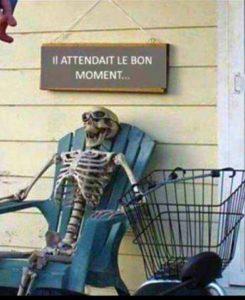attendre la vie
