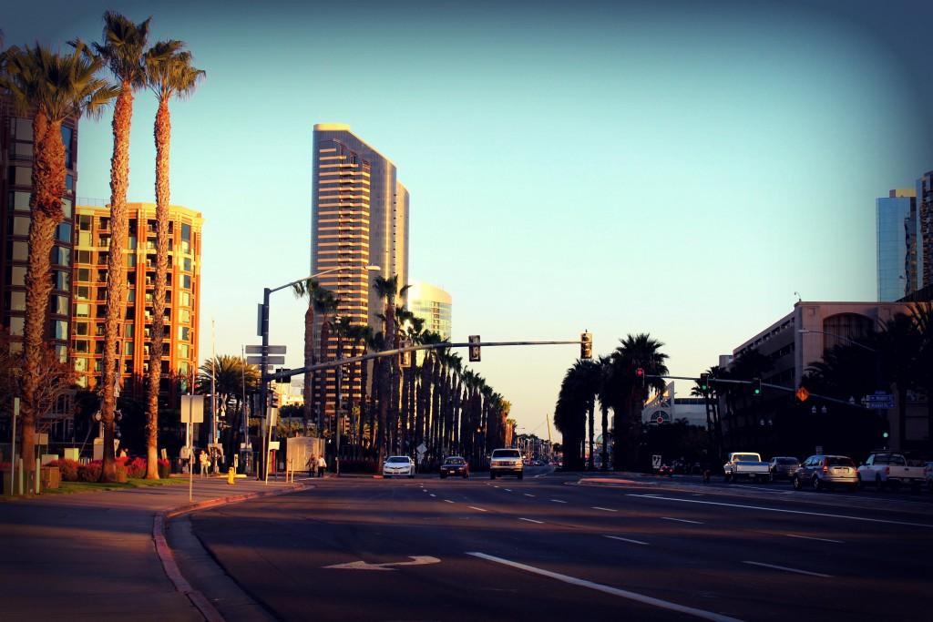 San Diego Streets