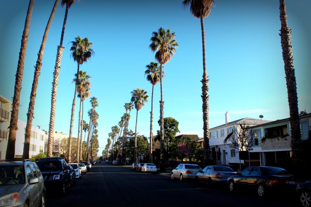 Santa Monica ruelles