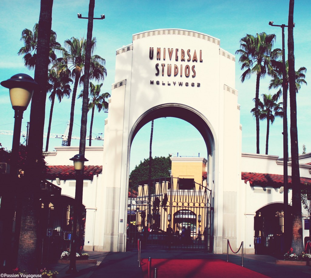 Universal Studios Hollywood Entrée