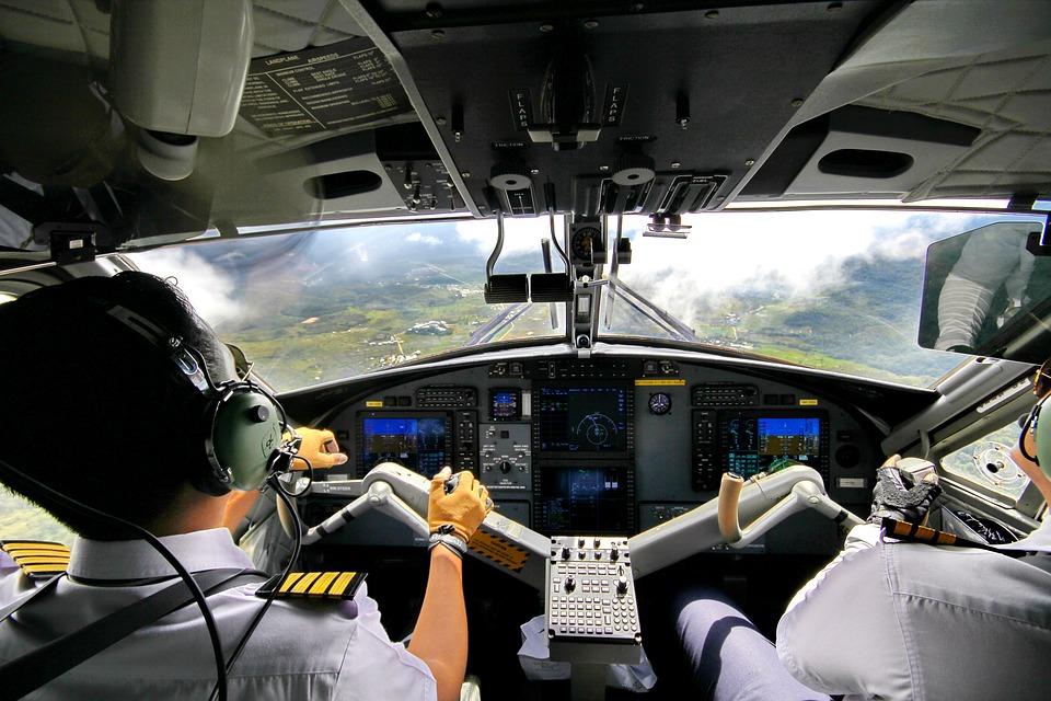 J'ai peur en avion!!!