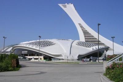 Stade olympique jardin botanique montreal