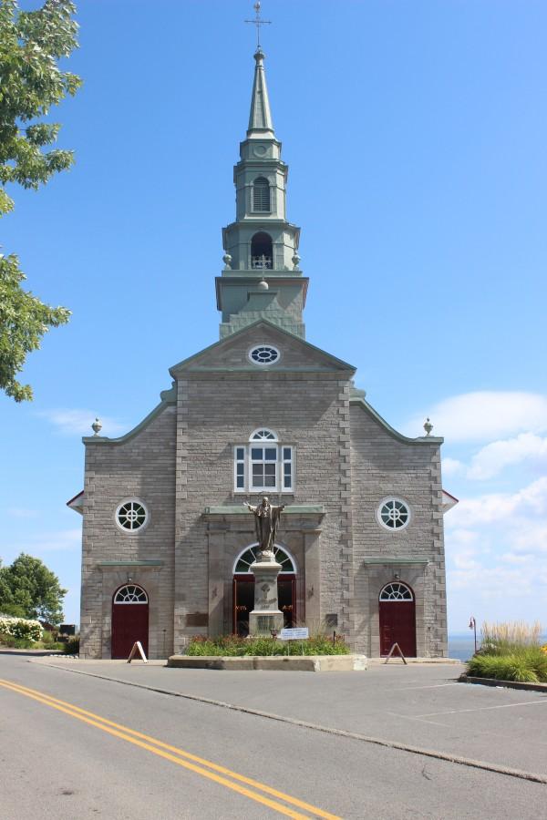 Eglise ile orleans quebec