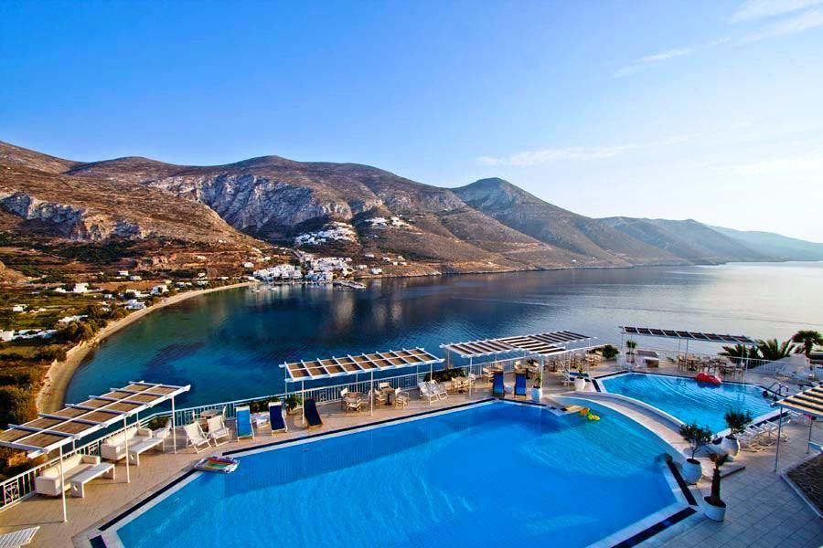 Offre du printemps à Amorgos !