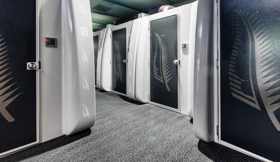 6 lieux amusants pour faire une sieste dans les aéroports !