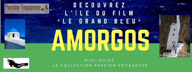 mini-guide Amorgos