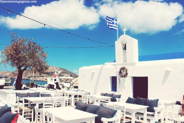Pourquoi faut-il aller à Paros?
