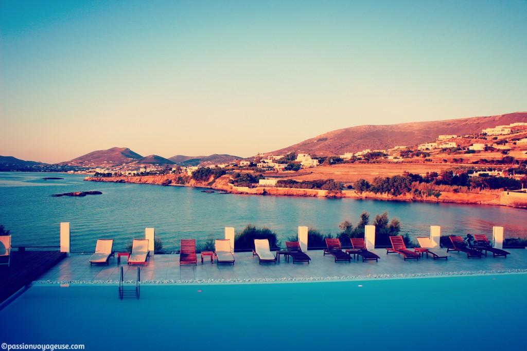 pourquoi il faut aller à Paros!