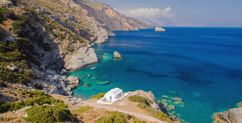 Amorgos (Cyclades) en octobre !