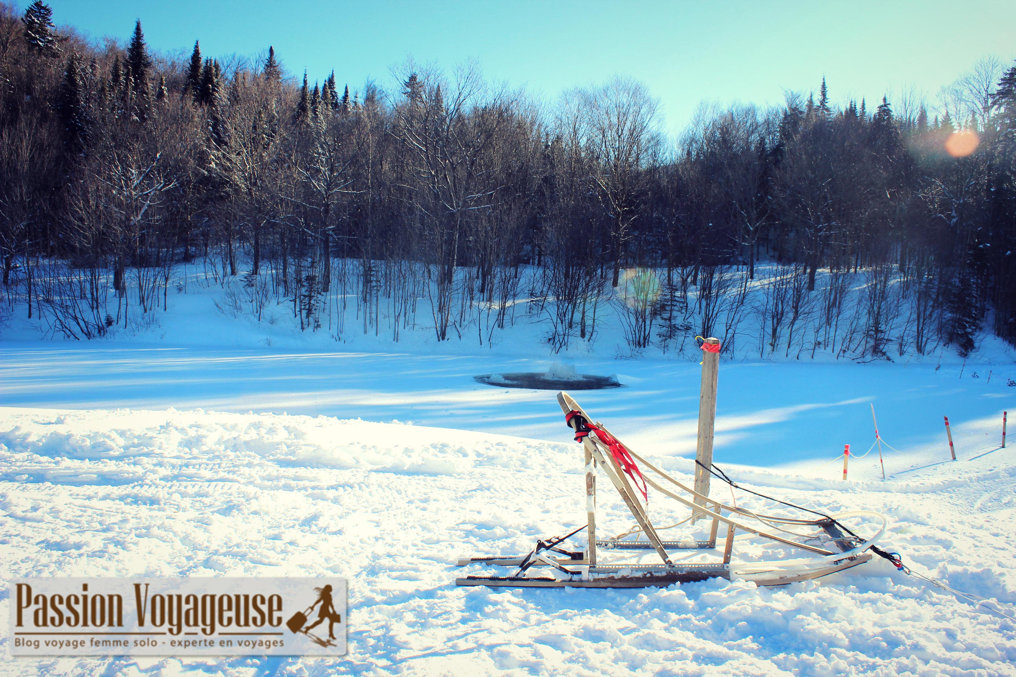 La Pourvoirie du Lac Beauport, Québec