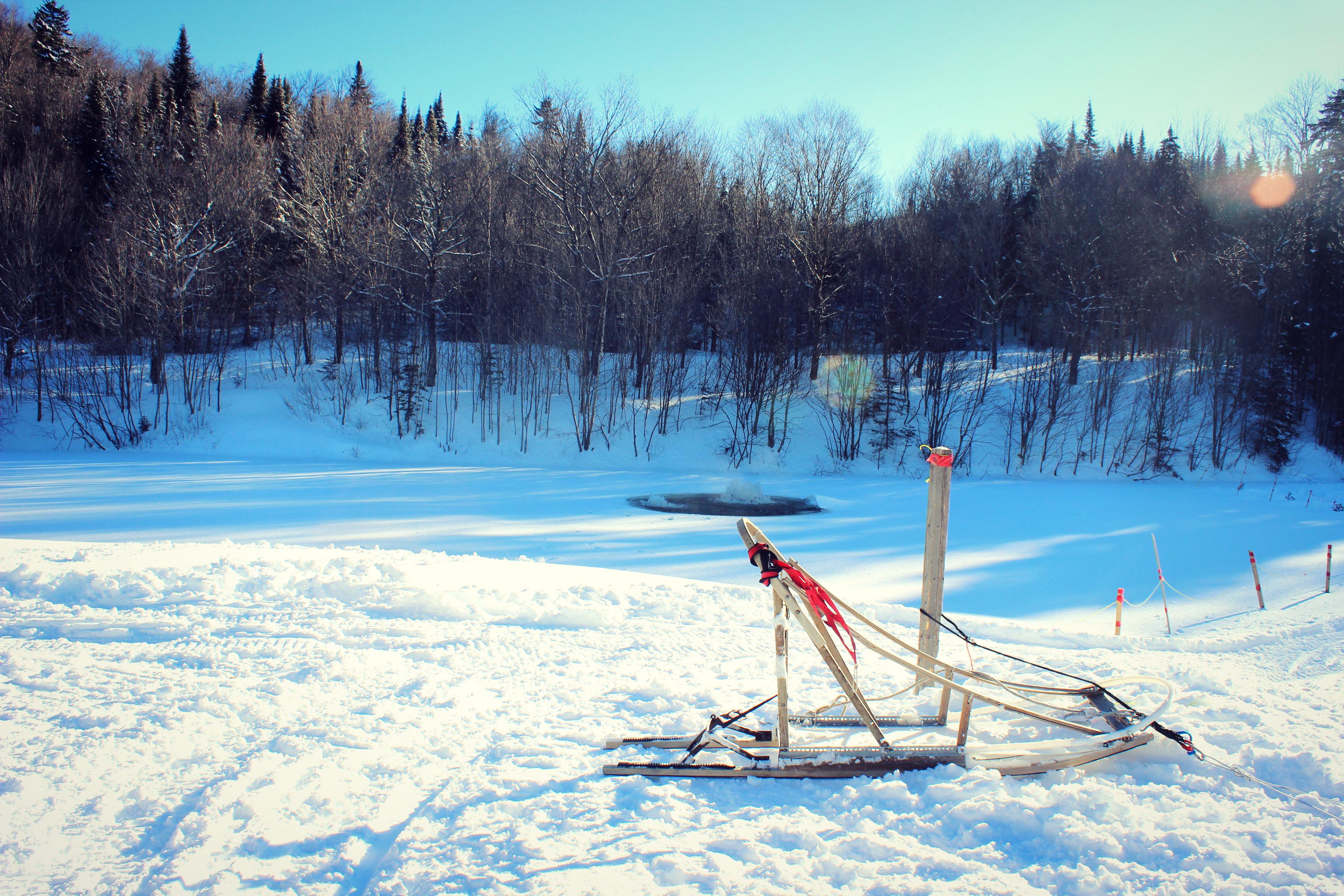 La Pourvoirie du Lac Beauport, Québec!