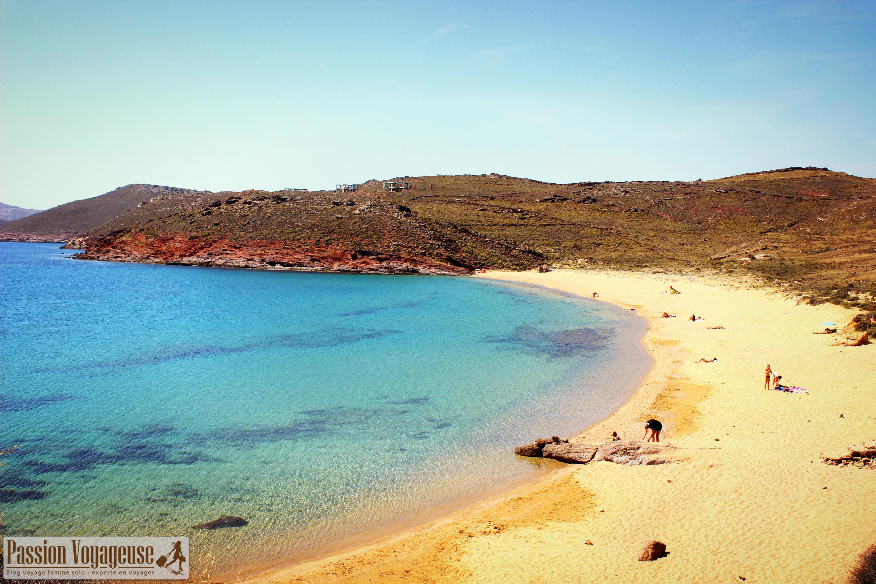 O se cachent les plus belles plages h tels de mykonos for Les plus belles suites parentales