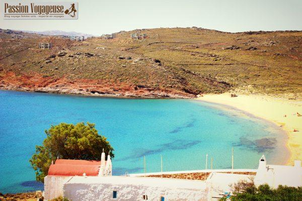 Où se cachent les plus belles plages/hôtels de Mykonos?