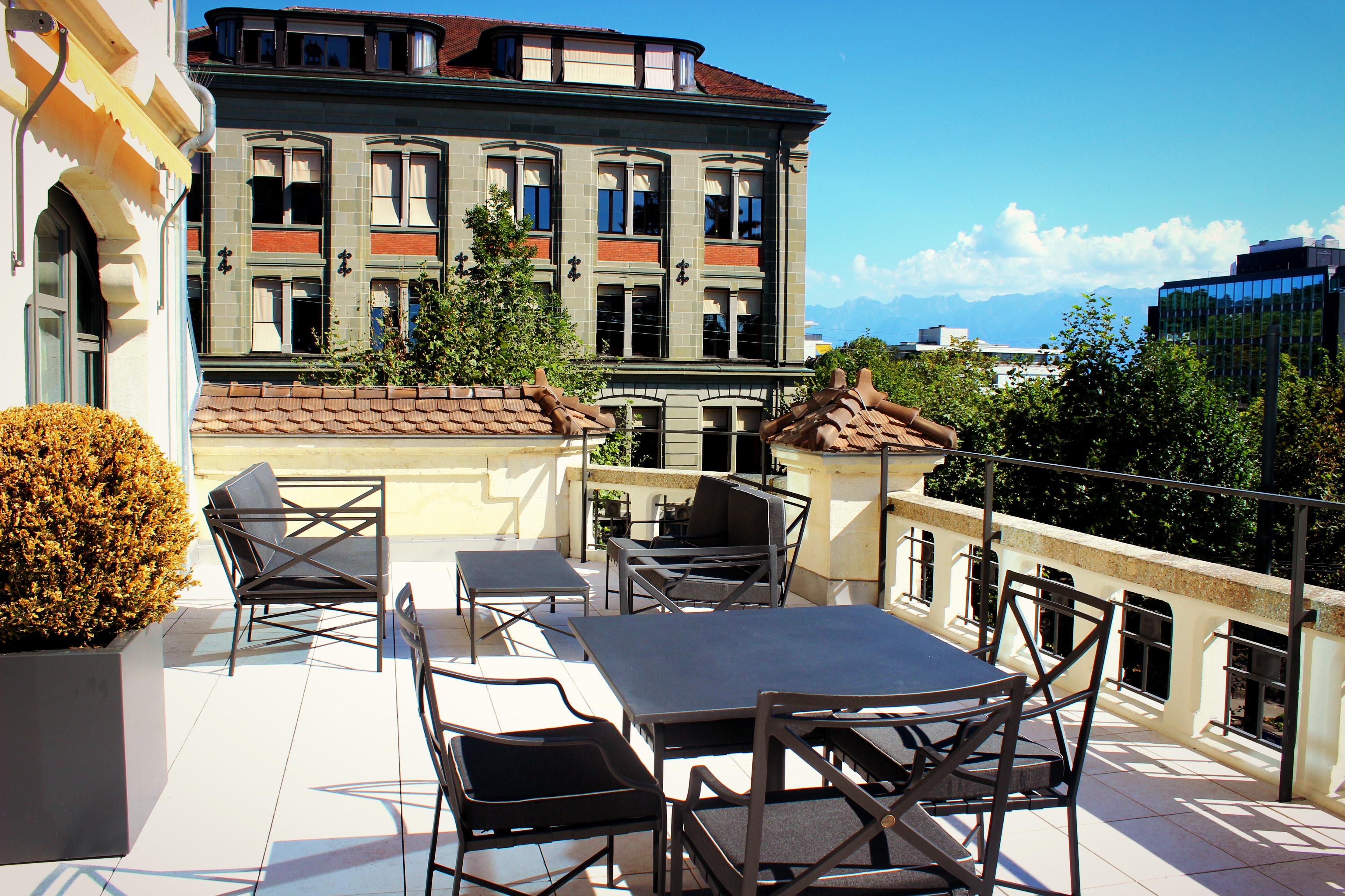 hotel royal savoy lausanne terrasse corner