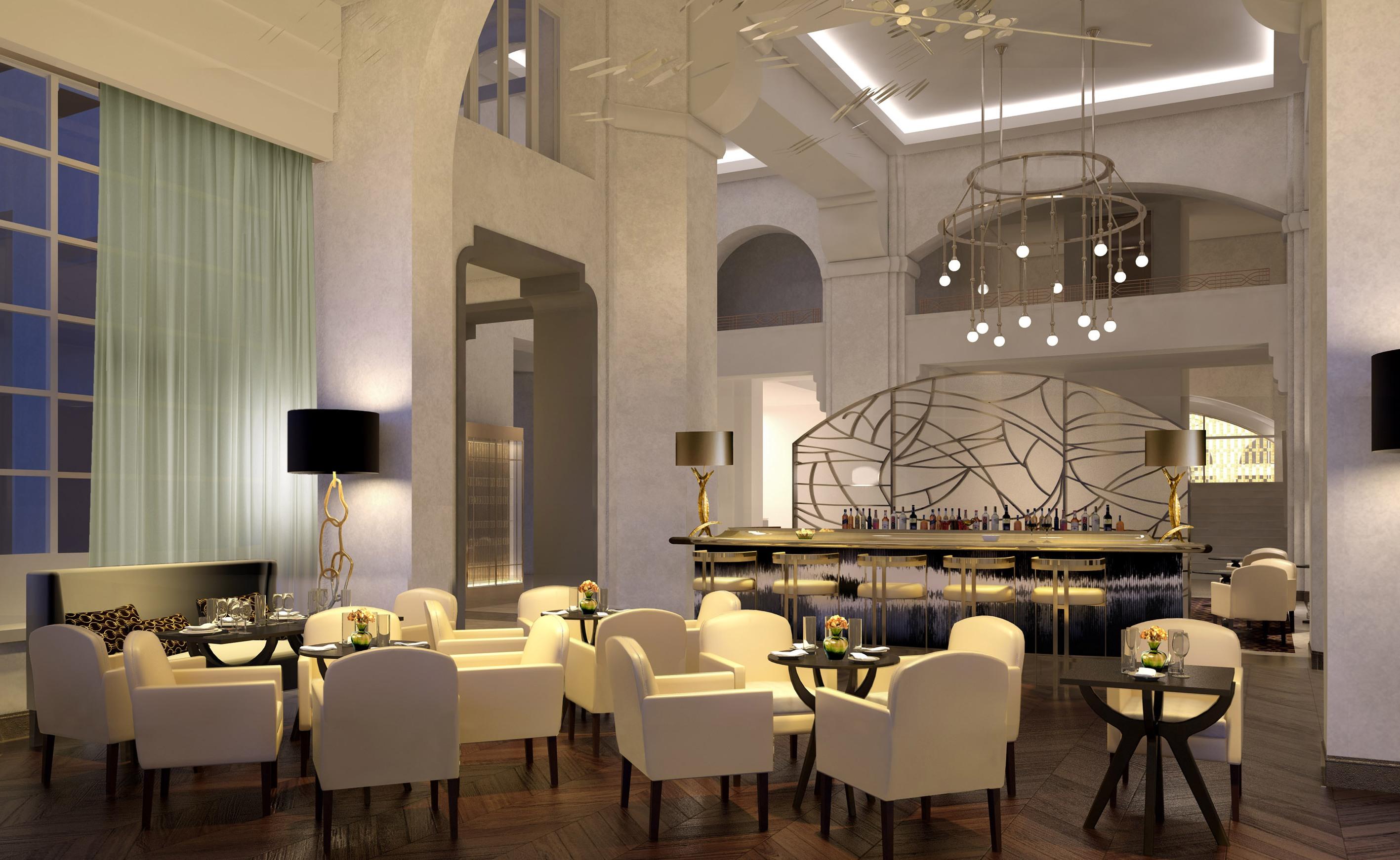 hotel royal savoy restaurant hall lausanne