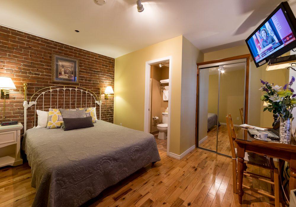 Tu cherches une Auberge propre, calme et bien située à Montréal?