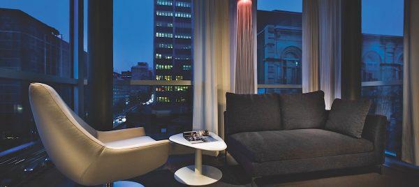 L'hôtel Zero1 à Montréal, mon hôtel idéal!