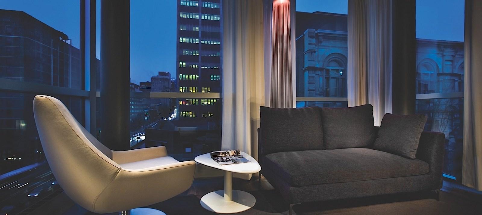 hotel zero 1 suite