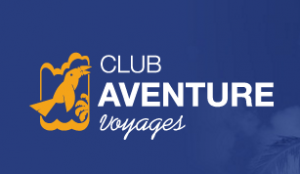 club aventure voyages québec logo