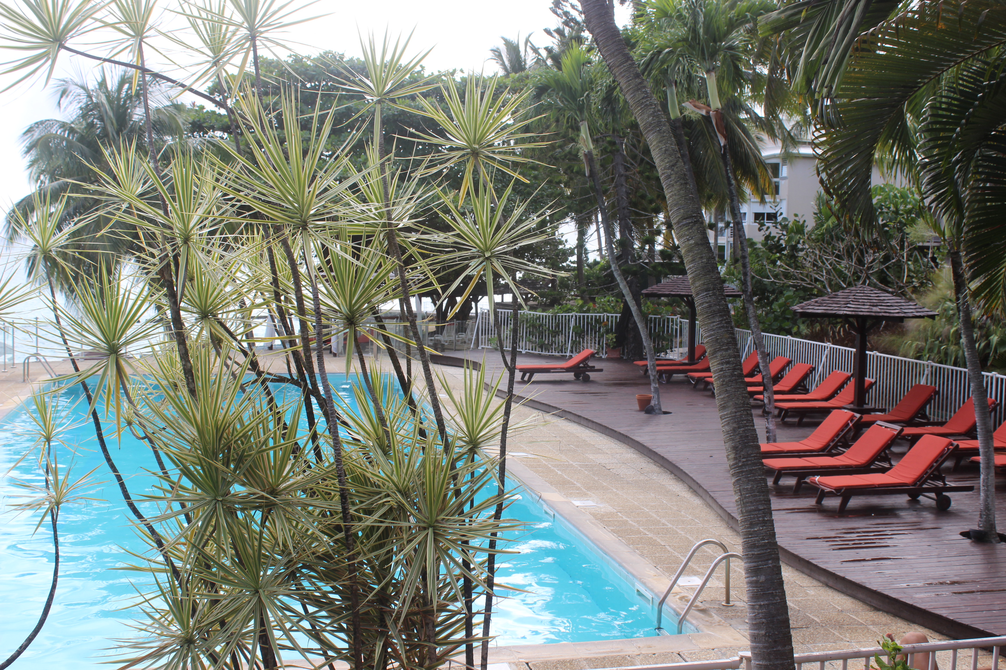 guadeloupe piscine auberge vieille tour