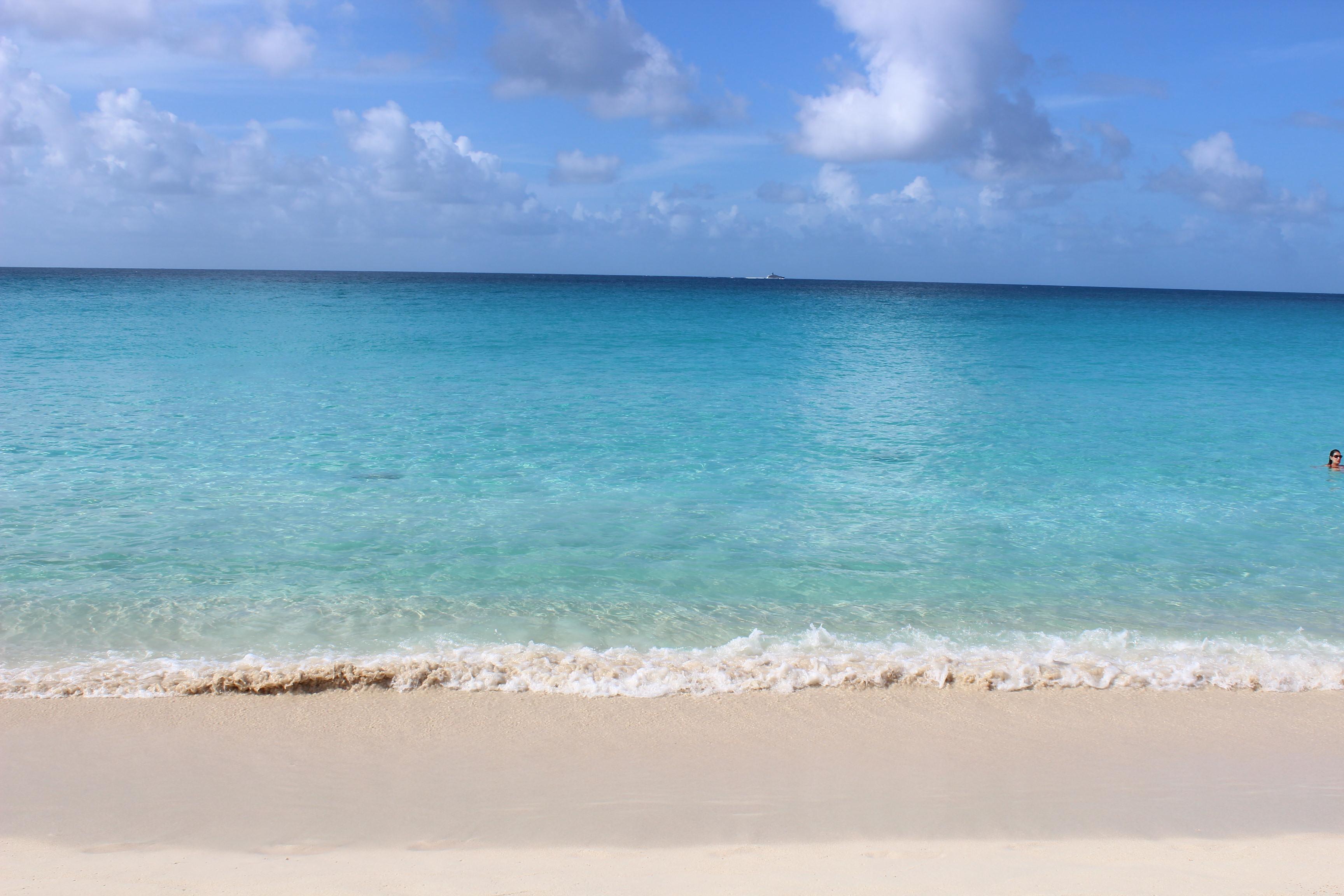 plages stmartin mullet bay