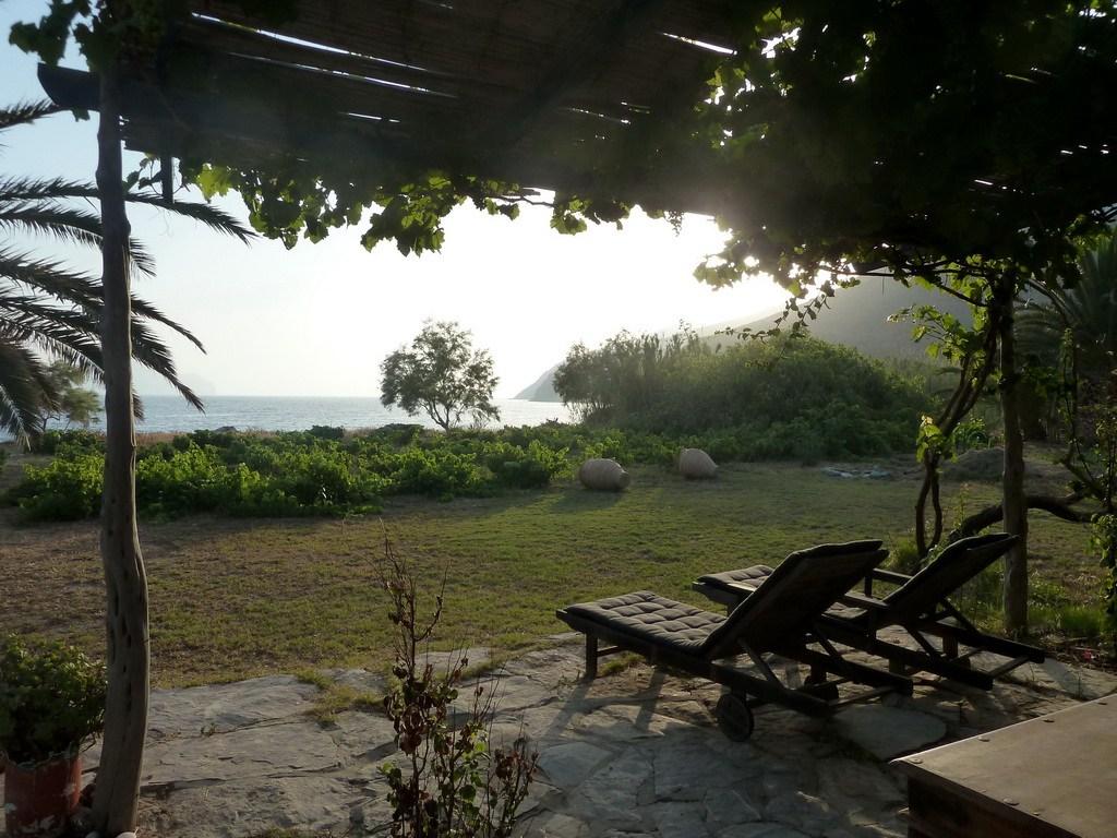 beach villa amorgos
