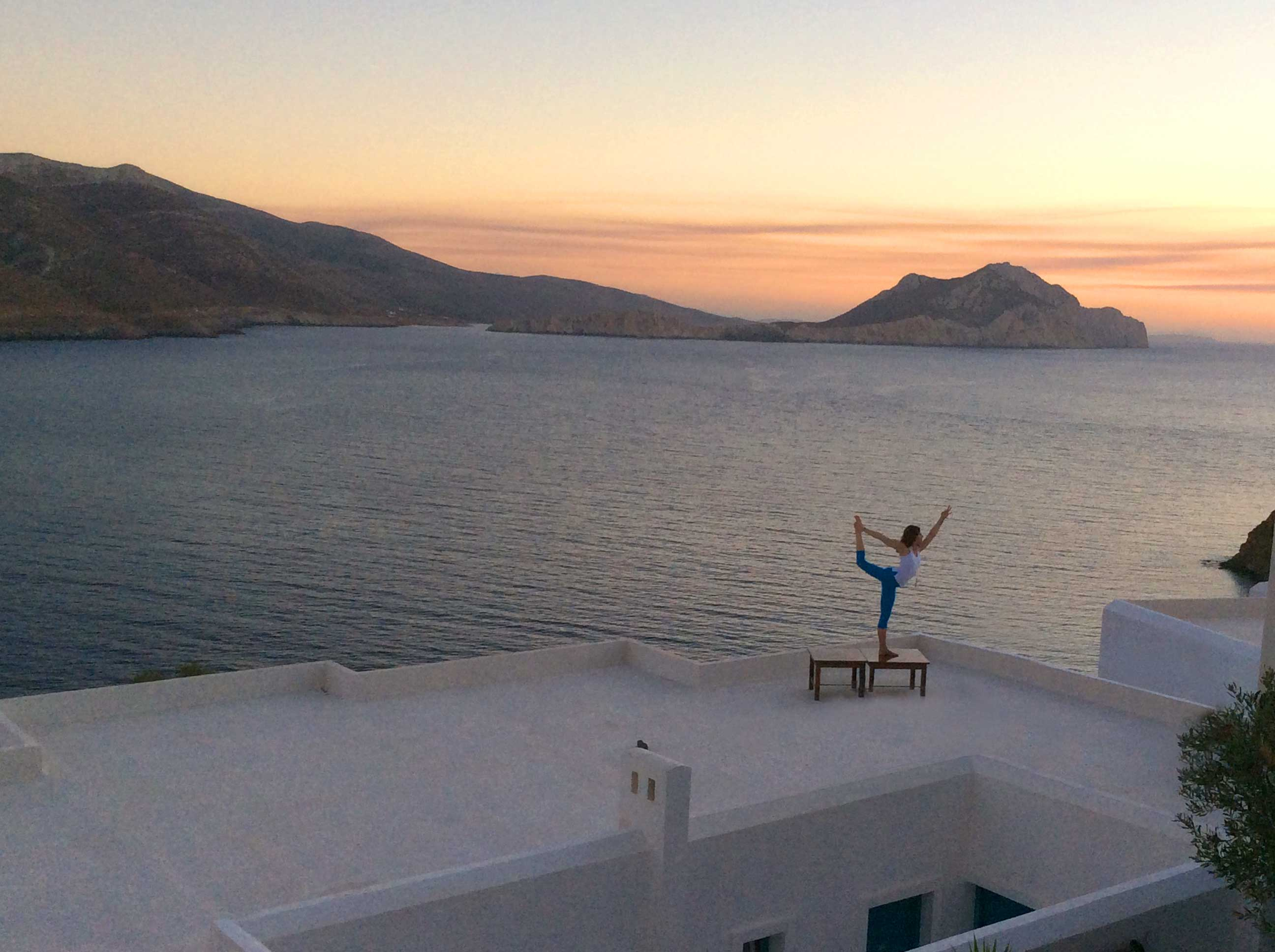 Yoga & Meditation Experience dans les Cyclades