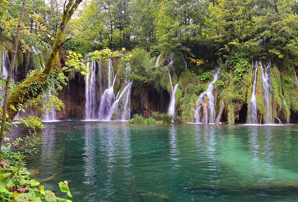 Les lacs des Plitvice - Pixabay