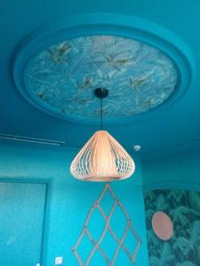 chambre hotel villa bougainville nice deco