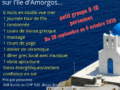 Voyage inspirant ensemble à Amorgos !