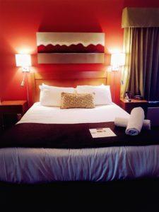 Estrimont Suites & Spa chambre