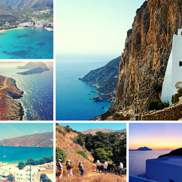 Voyages Bien-Être & Reconnexion Ensemble à Amorgos!